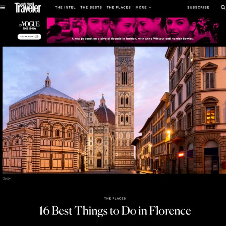 CN Travel Florence